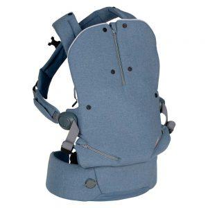 BeSafe Haven™ ергономична раница за носене на бебе - Cloud Premium-Leaf