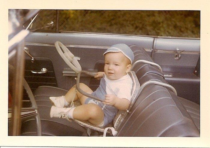 история на детските обезопасителни столчета за кола