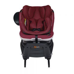 BeSafe iZi Twist B i-Size столче за кола Burgundy Melange 1