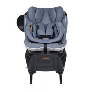 BeSafe iZi Twist B i-Size столче за кола Cloud Melange 1