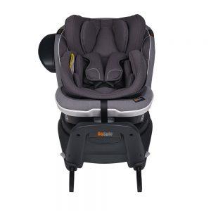 BeSafe iZi Twist B i-Size столче за кола Metalic Melange 1