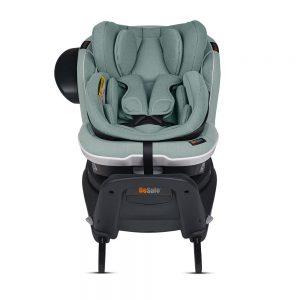 BeSafe iZi Twist B i-Size столче за кола Sea Green Melange 1
