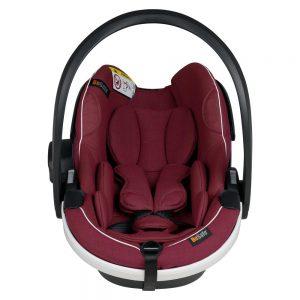 BeSafe iZi Go Modular X1 i-Size столче за кола - Burgundy Melange