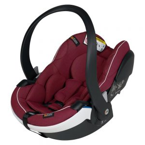 BeSafe iZi Go Modular X1 i-Size столче за кола - Burgundy Melange 1