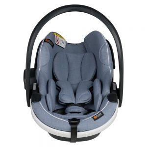 BeSafe iZi Go Modular X1 i-Size столче за кола - Cloud Melange