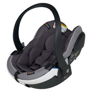 BeSafe iZi Go Modular X1 i-Size столче за кола - Metalic Melange 1