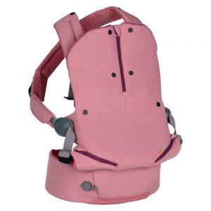 BeSafe Haven™ ергономична раница за носене на бебе - Hazel Premium-Leaf