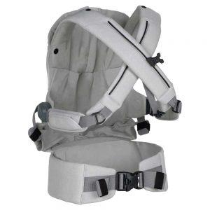BeSafe Haven™ ергономична раница за носене на бебе - Stone Basic