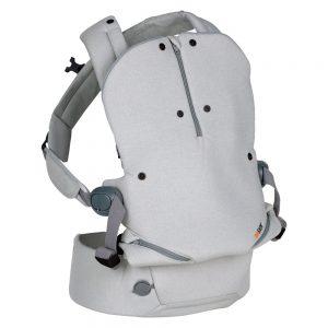BeSafe Haven™ ергономична раница за носене на бебе - Stone Premium-Leaf