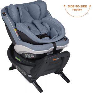 BeSafe iZi Twist B i-Size столче за кола Cloud Melange