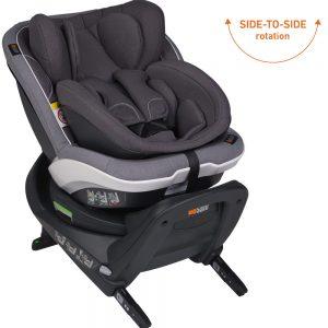 BeSafe iZi Twist B i-Size столче за кола Metallic Melange