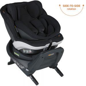BeSafe iZi Twist B i-Size столче за кола Premium Car Interior Black