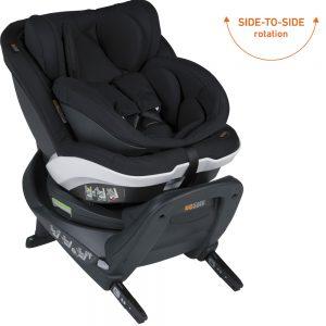 BeSafe iZi Twist B i-Size столче за кола Fresh Black Cab