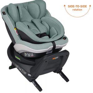 BeSafe iZi Twist B i-Size столче за кола Sea Green Melange