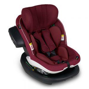 BeSafe iZi Modular X1 i-Size столче за кола Burgundy Melange 1