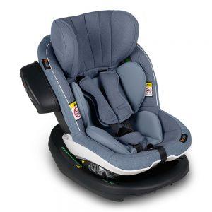 BeSafe iZi Modular X1 i-Size столче за кола Cloud Melange 1
