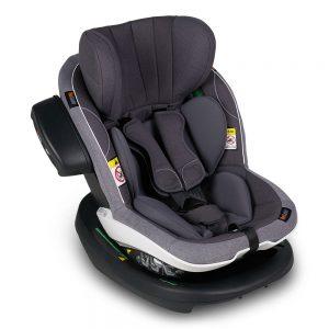 BeSafe iZi Modular X1 i-Size столче за кола Metallic Melange 1
