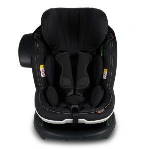 BeSafe iZi Modular X1 i-Size столче за кола Premium Car Interior Black
