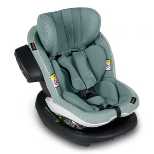 BeSafe столче за кола iZi Modular X1 i-Size Sea Green Melange 1