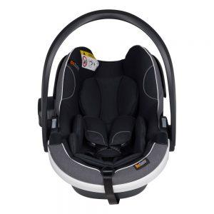 BeSafe столче за кола iZi Go Modular X1 i-Size Midnight Black Melange