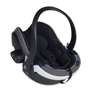 BeSafe столче за кола iZi Go Modular X1 i-Size Midnight Black Melange 2