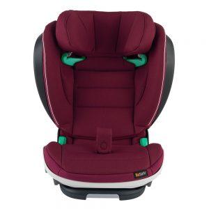 BeSafe iZi Flex FIX i-Size столче за кола Burgundy Melange 3
