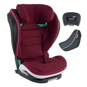 BeSafe iZi Flex FIX i-Size столче за кола Burgundy Melange