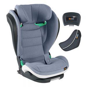 BeSafe iZi Flex FIX i-Size столче за кола Cloud Melange