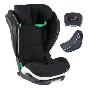 BeSafe iZi Flex FIX i-Size столче за кола Fresh Black Cab