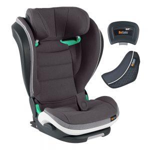 BeSafe iZi Flex FIX i-Size столче за кола Metalic Melange
