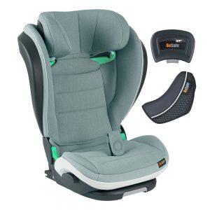 BeSafe iZi Flex FIX i-Size столче за кола Sea Green Melange