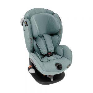 BeSafe iZi Comfort X3 столче за кола Sea Green Melange