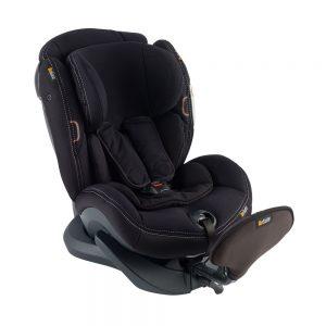 BeSafe iZi Plus X1 столче за кола Premium Car Interior Black