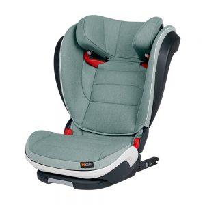 BeSafe iZi Flex S FIX столче за кола Sea Green Melange 2
