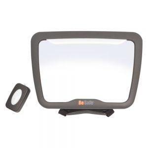 BeSafe огледало за обратно виждане със светлини XL2