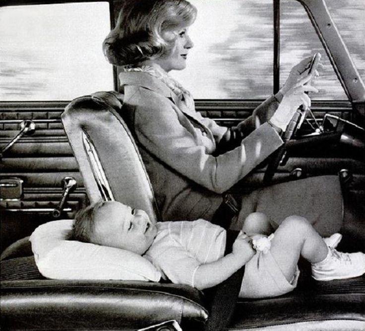 детски столчета за кола ретроспекция