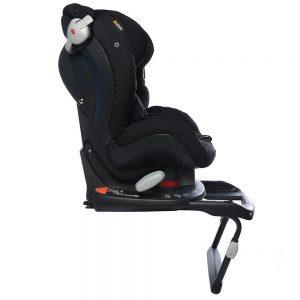 BeSafe iZi Comfort X3 Isofix столче за кола Fresh Black Cab 1