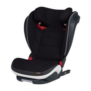 BeSafe iZi Flex S FIX столче за кола Midnight Black Melange 1