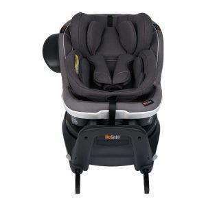 BeSafe iZi Turn B i-Size столче за кола - Metalic Melange - BeSafe.bg