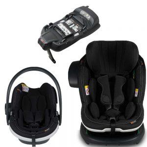 модулна система iZi Modular Black Car Interior