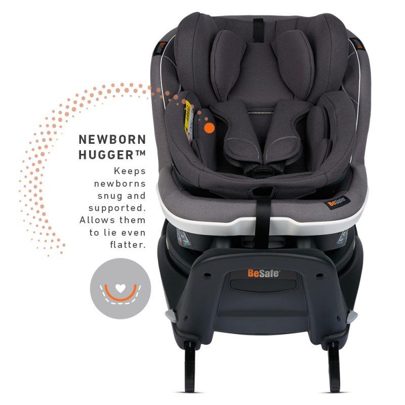 BeSafe iZi Turn B i-Size Baby Shell™